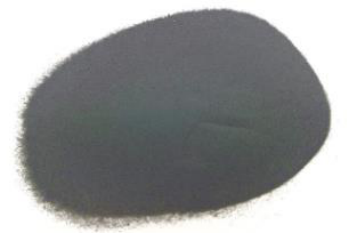 The preparation method of spherical Mo powder